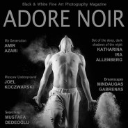 Featured in Adore Noir Magazine