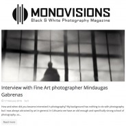 Featured in Monovisions