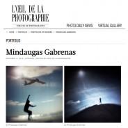 Featured in L'Oeil de la Photographie