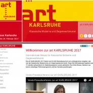Group Show in art KARLSRUHE 2017