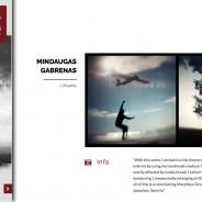 Featured in Blur Magazine