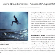 Online group exhibition
